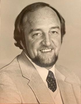 Ed Miller sepia portrait