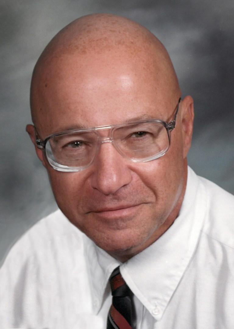 Portrait of Jerry Maneker
