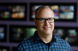 Chico State graduate Mark Nielsen works at Pixar Animation Studios.