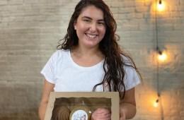 Adriana De Casas from La Llorona Bakes home bakery.