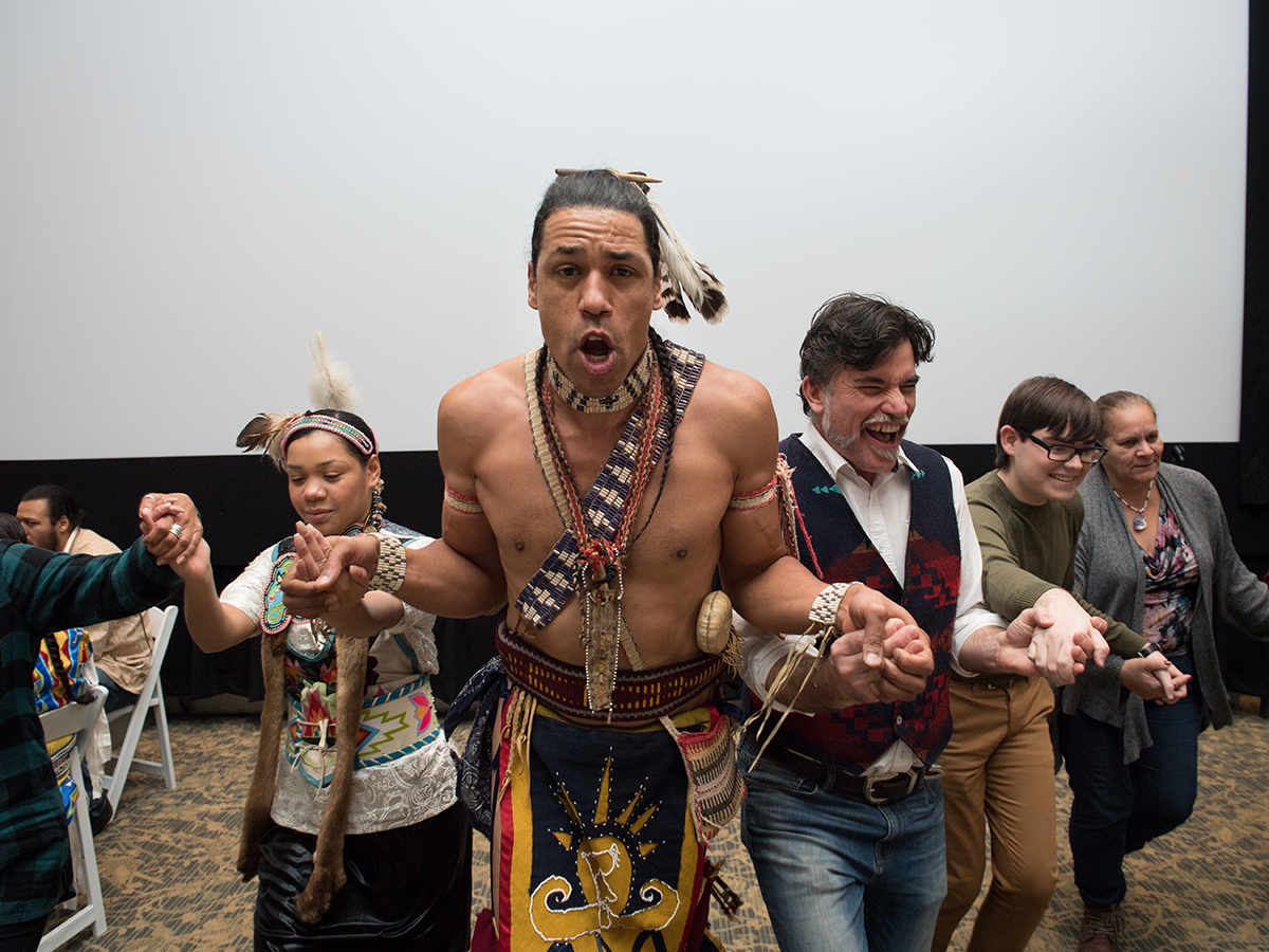 Native American Celebration Highlights Tribal Cultures