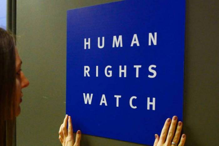 human rights watch - Israel's top court expels Human Rights Watch official