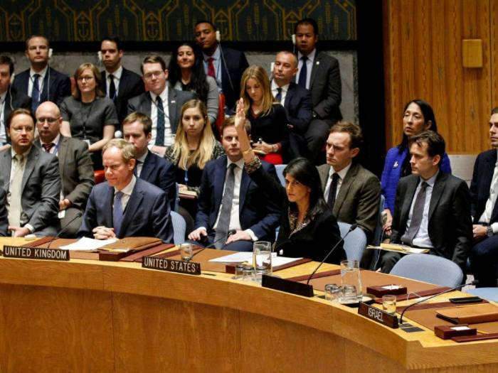 unsc - UN Security Council to discuss Turkish assault on Wednesday