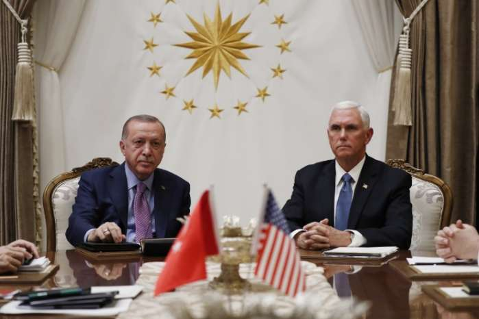 20090511 - Erdogan vows to continue North Syria offensive if truce deal with Washington collapses