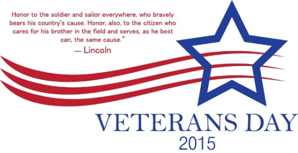 veterans day lincoln