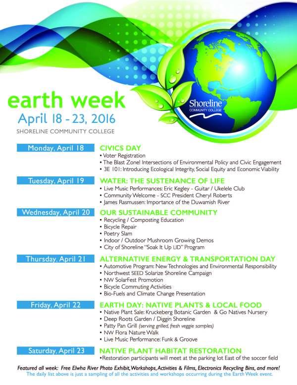 earthweek flyer