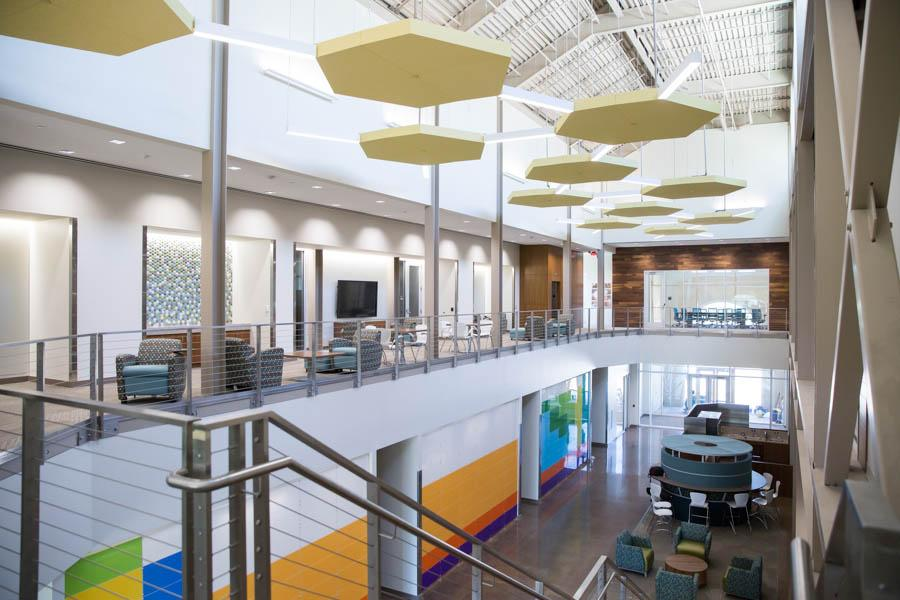 Texas Tech Opens Innovation Hub And Research Park With