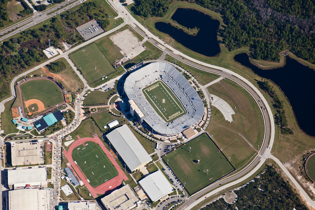 Football Spring Game Preview UCF News University Of
