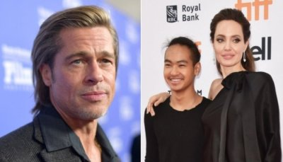 Brad Pitt relieved son Maddox is back home during coronavirus pandemic
