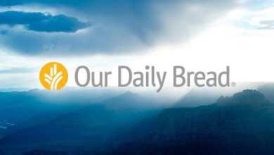 Our Daily Bread Devotion 21st October 2021