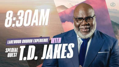 Joel Osteen Live Service 17th October 2021 with T.D Jakes at Lakewood