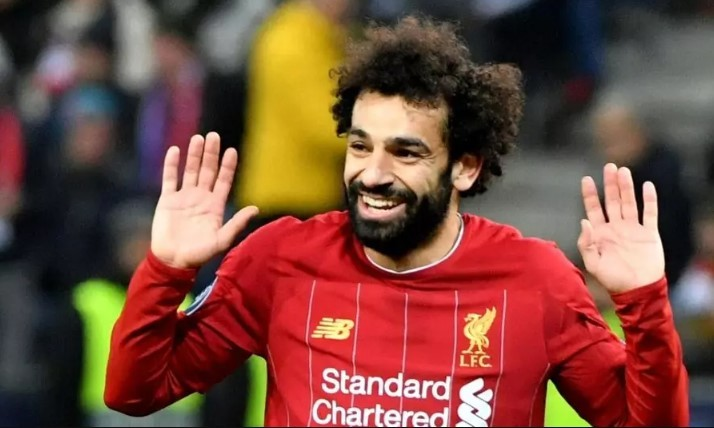 Mohamed Salah ranked 100th in the world in  terms of the most income celebrities