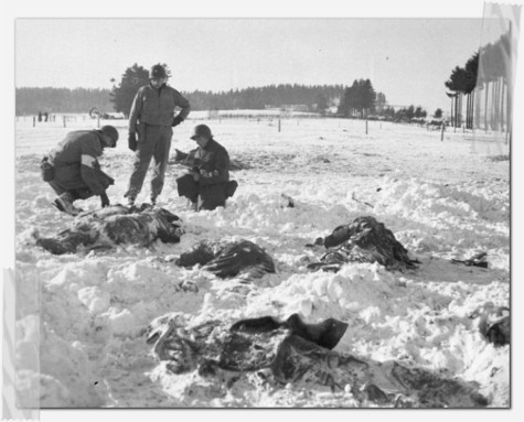 battle of the bulge 101st Airborne Division