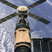 Skylab, First U.S. Space Station, Falls to Earth