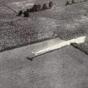 "1921: Crop Dusting is Invented with a Modified JN-6 ""Super Jenny"""