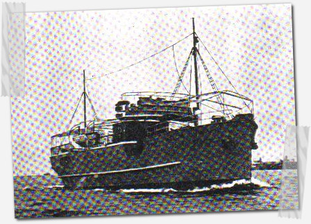 British ship Vyner Brooke