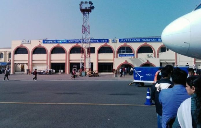 Patna airport restricted Paswan family's entry
