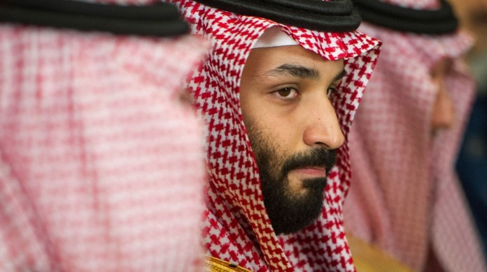 Saudi Arabia Crown Prince