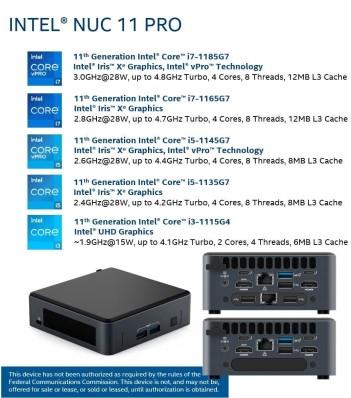 Intel NUC 11