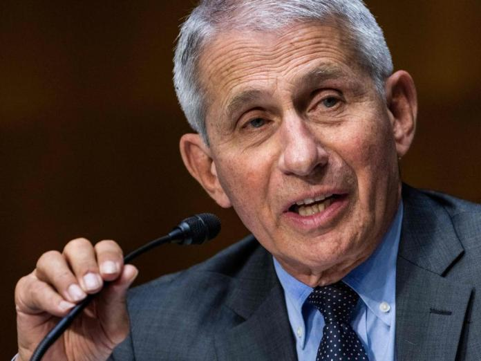 Dr. Anthony Fauci, America's Top Health Expert, Not Convinced that COVID-19 Developed Naturally
