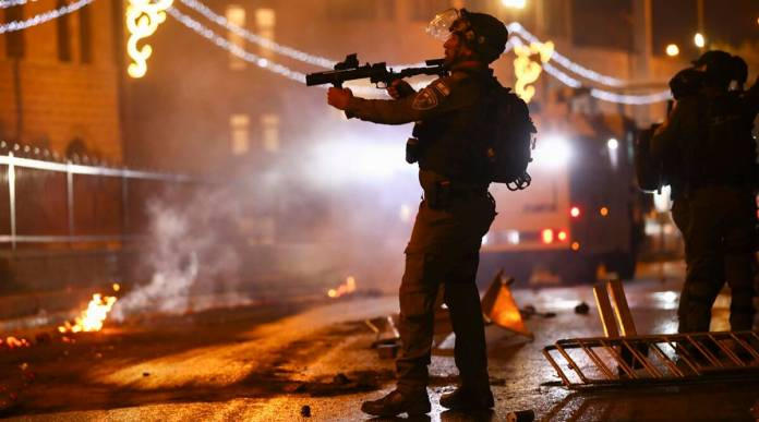 Jordan warns Israel against 'barbaric' attacks on mosque