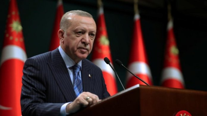 """Turkey President Lashes Out at Joe Biden, Says he has """"Bloody Hands"""""""