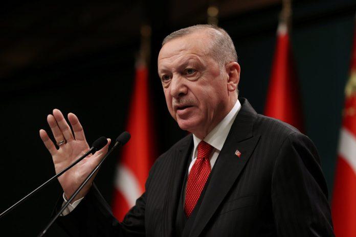Turkey President Lashes Out at Joe Biden, Says he has