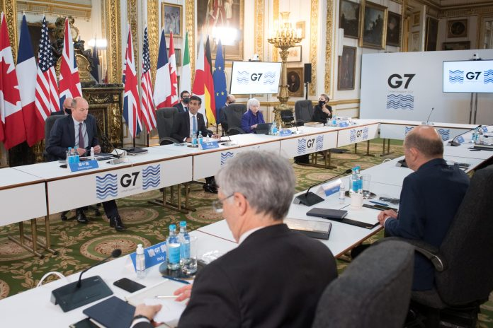 G-7 Leaders Call for a Fresh, New, and WHO-Convened Study to Find Out the COVID-19 Origin