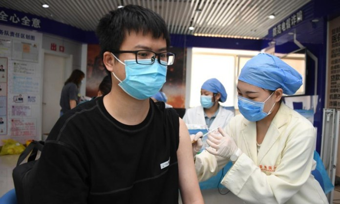 Covid Vaccinations in China cross 1 billion mark
