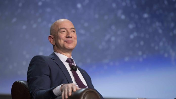 Billionaire Jeff Bezos to Fly to Space with his Brother on July 20