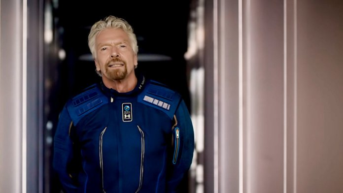 Richard Branson to Fly to Space in Virgin Galactic Space Flight on July 11