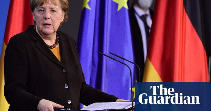 Germany Planning Not to Make COVID-19 Vaccinations a Compulsion: Merkel