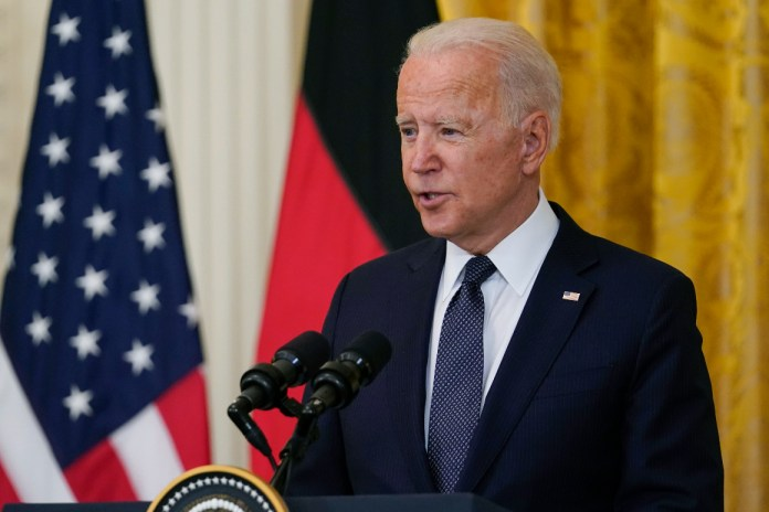 Joe Biden Urges Citizens to Get Vaccinated, Says Quite Necessary for the Country's Economy