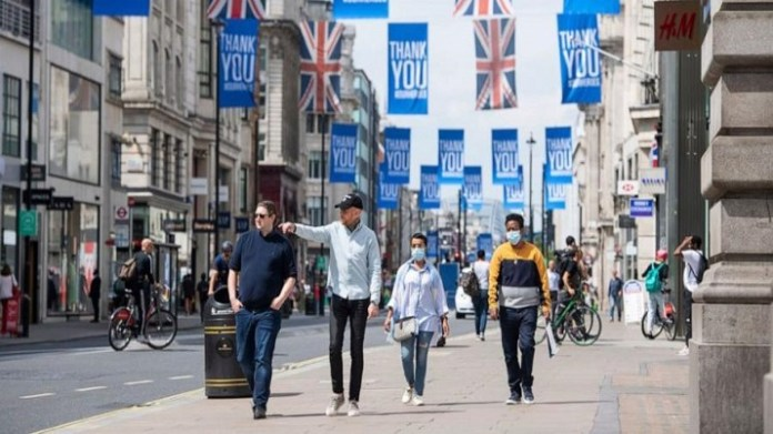 United Kingdom: Face Masks to Become a Matter of Personal Choice from July 19