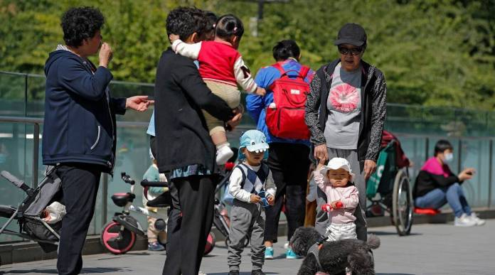 China: Couples Can Now Have Up To Three Children