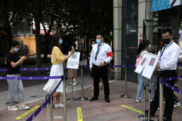 China Reports No Locally Transmitted COVID-19 Cases for the First Time Since July