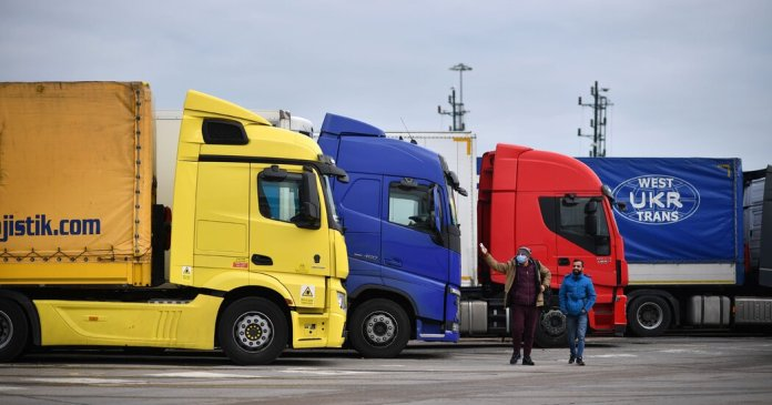 The United Kingdom Planning to Relax Visa Rules as the Shortage of Truck Drivers Tend to Rise