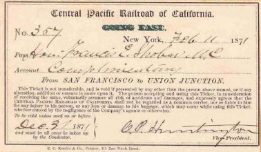 Central Pacific Railroad Photographic History Museum