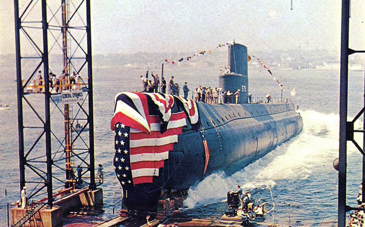 Image result for uss nautilus