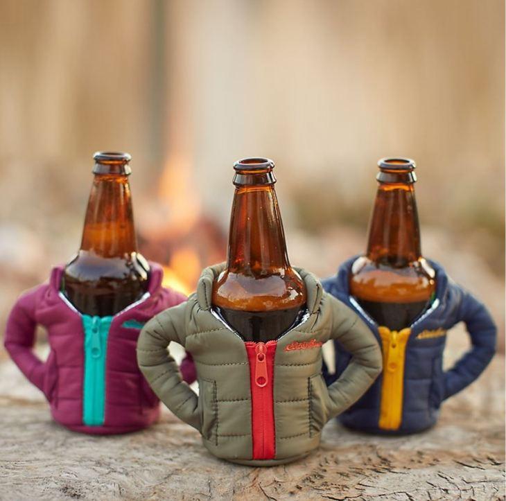 Eddie Bauer beverage Jacket - Great gift idea