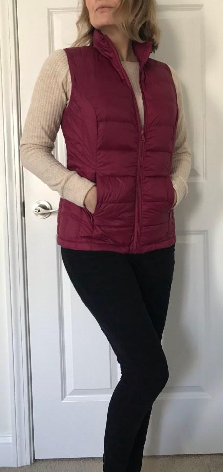 Market & Spruce Larsin Packable Vest