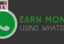 Earn with WhatsApp