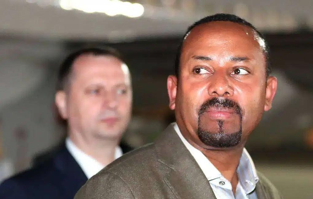 Ethiopia's Prime Minister Abiy Ahmed © Donat Sorokin/TASS Host Photo Agency