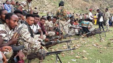 Tigray|TIGRAYAN FORCES