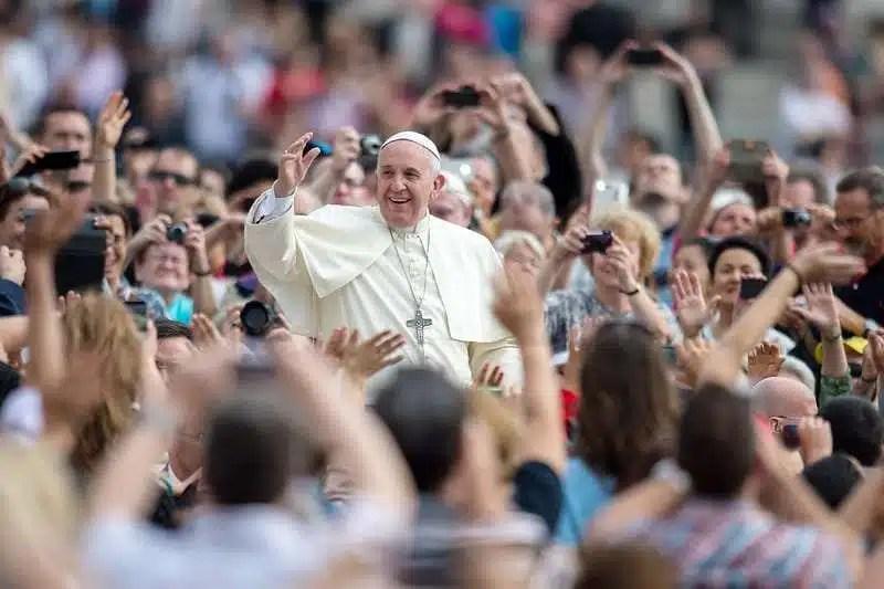Pope Francis © Mazur/catholicnews.org.uk