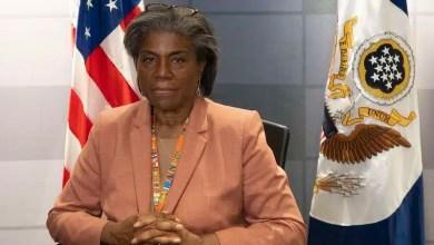 U.S. Department of State in Washington