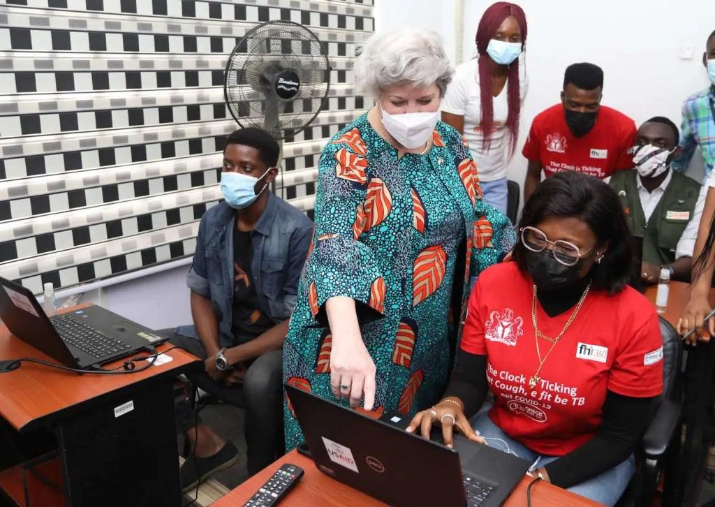 U.S. Ambassador to Nigeria Mary Beth Leonard visits Akwa Ibom state U.S. Ambassador to Nigeria Mary Beth Leonard visits Akwa Ibom state
