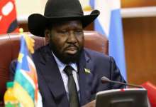 South Sudan parliament voted in 2018 to keep President Salva Kiir in power for three more years [Reuters]