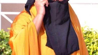 "Aisha Alkali Wakil better known as ""Mama Boko Haram""."