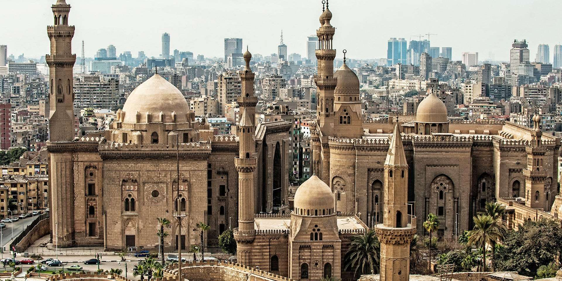 The Great Mosque of Muhammad Ali Pasha is situated in the Citadel of Cairo. (Photo: Getty Images)